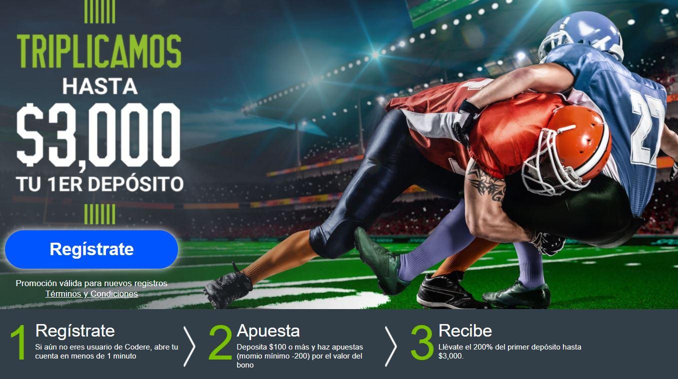 apostar con codere mx apuestas deportivas