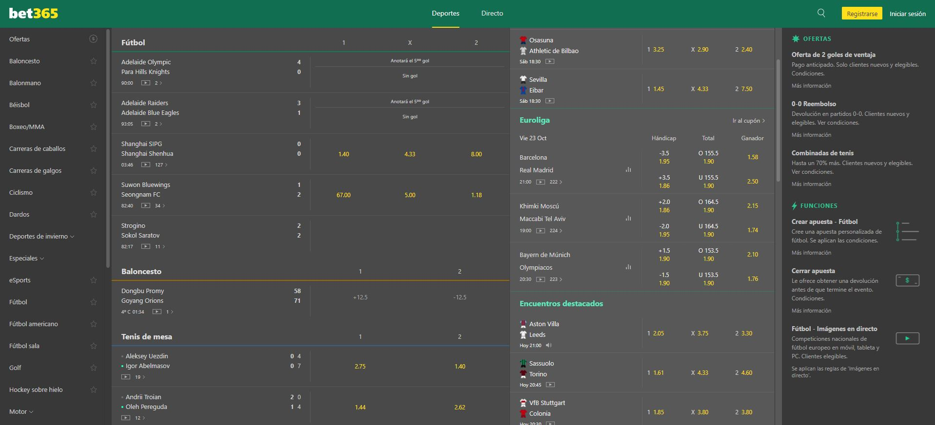 bet365 en méxico cuotas deportivas apuestas online en español