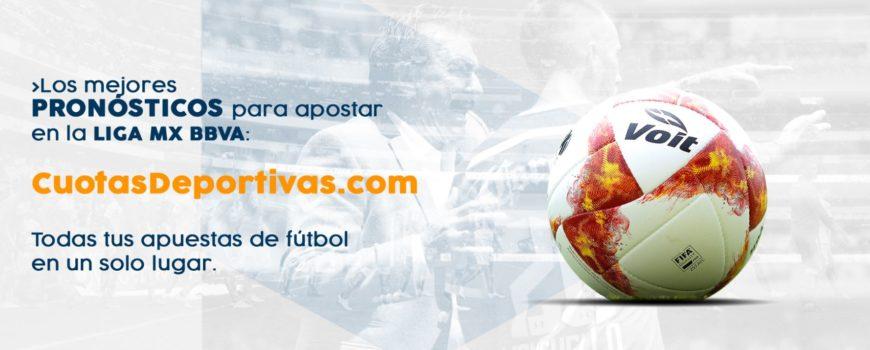 pronósticos para apostar en la liga mx bbva fútbol mexicano